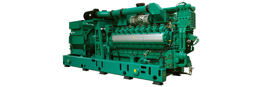 Cummins gas generators