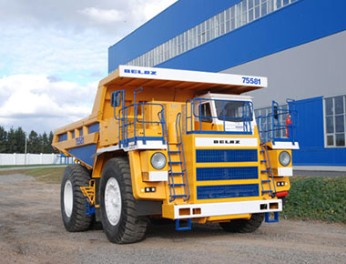 cummins mining engines - belaz