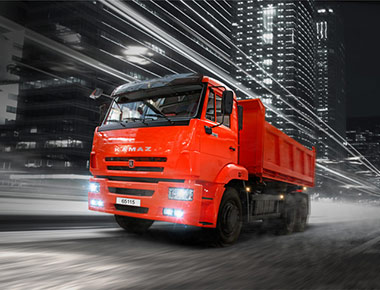 cummins on-highway engines - kamaz